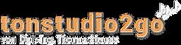 Logo tonstudio2go 256x64px_transp_V12
